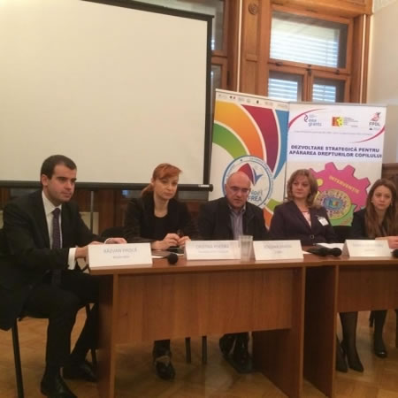 Romania - indicatori de saracie copii